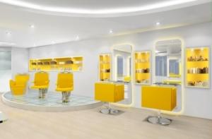 Salon refit appointment