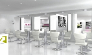 new salon design