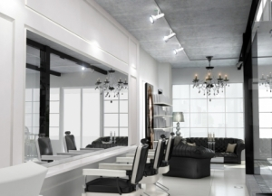 salon furniture
