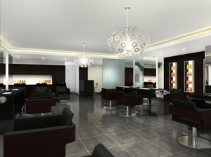 salon refurbishment